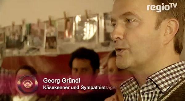 Käseschule Allgäu bei Regio TV